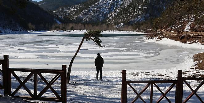 Boraboy Gölü'nden manzaralar