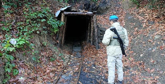 Maden ocağı operasyonu