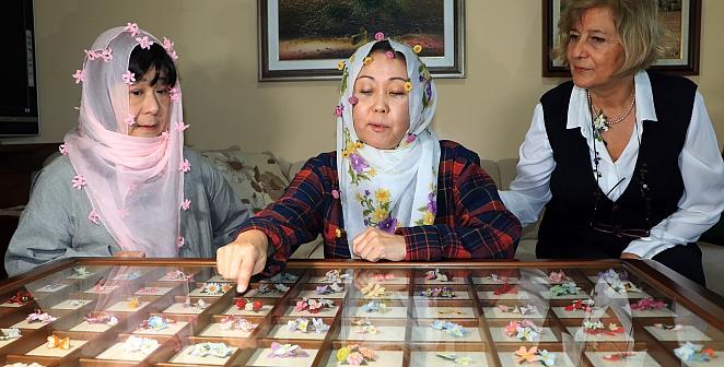 Oya sevdasına Japonya'dan Adana'ya