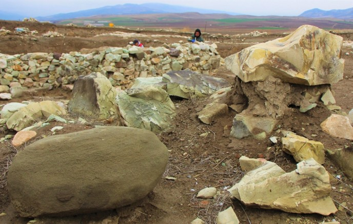 2 bin 600 yıllık 'Kubaba Sunağı' keşfedildi