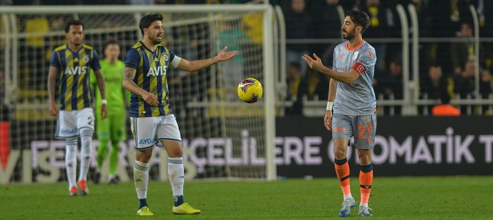 3 puan Fenerbahçe'nin