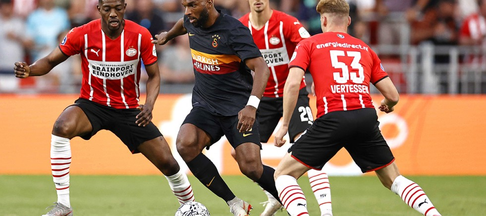 8. randevu! Galatasaray - PSV