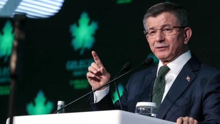 Ahmet Davutoğlu'ndan Bahçeli'ye Kürtçe cevap