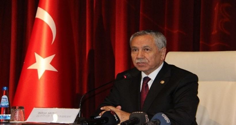 AKP Sözcüsü, Arınç'ın istifasıyla ilgili konuştu