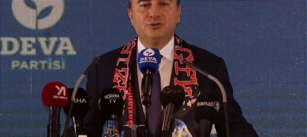 Ali Babacan, İzmir'e başsağlığı diledi