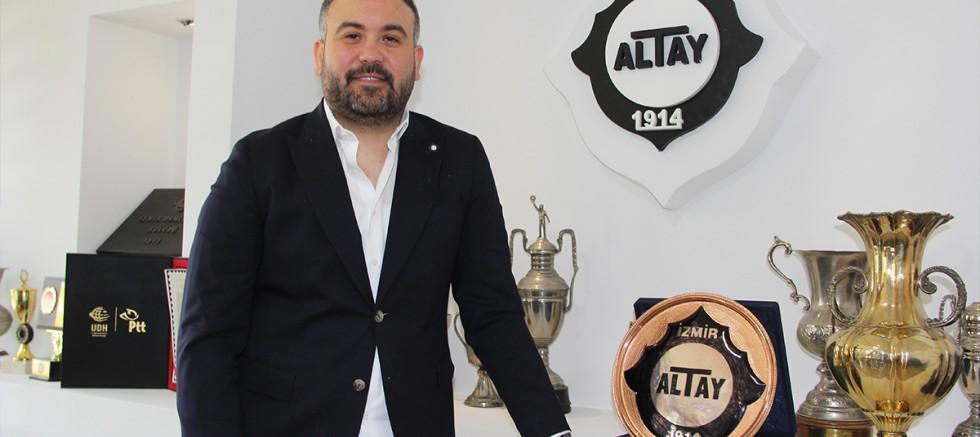 Altay Başkanı Özgür Ekmekçioğlu'ndan transfer açıklaması