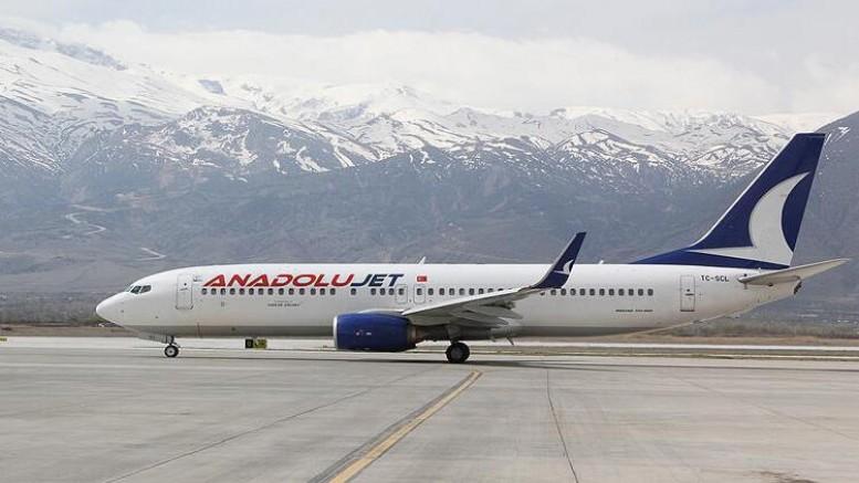 AnadoluJet 16 ülkede 28 noktaya uçacak