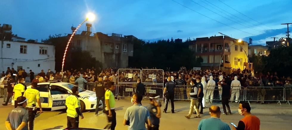Antalya'da karantina gerginliği!