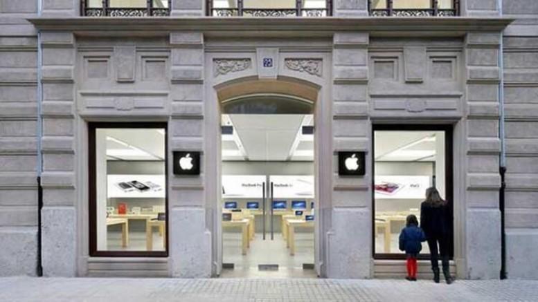 Apple tüm mağazalarını kapattı