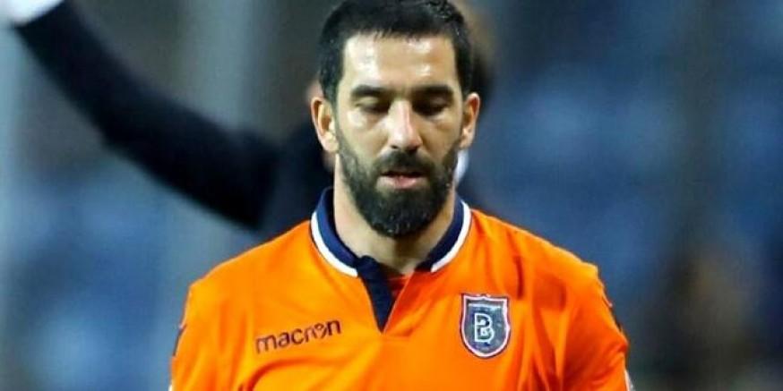 Arda Turan'dan Galatasaray formalı paylaşım