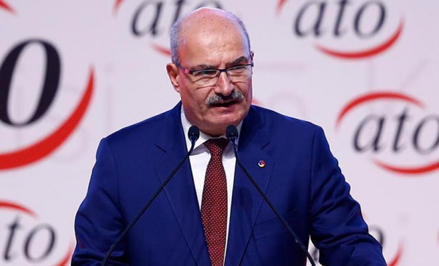 ATO Başkanı Gürsel Baran'ın koronavirüs testi pozitif çıktı