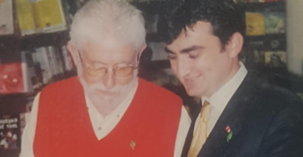 Av. Çetin: Güle güle Toprak Dede