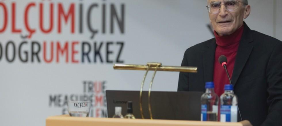 Aziz Sancar: 'Aşı karşıtı olmak mantık dışı bir durum'