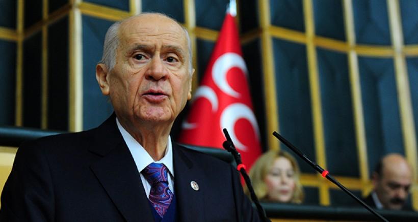 Bahçeli'den İzmir'de HDP il binasındaki saldırıya ilişkin açıklama