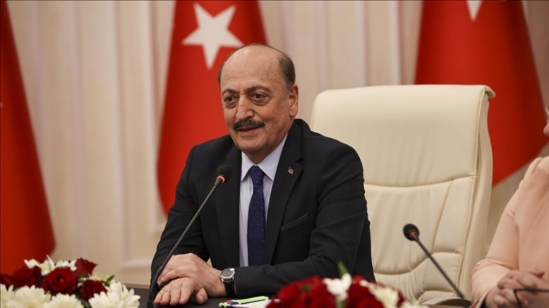 Bakan Bilgin: 'Sene sonunda Türkiye yüzde 10 civarında büyüyecektir'