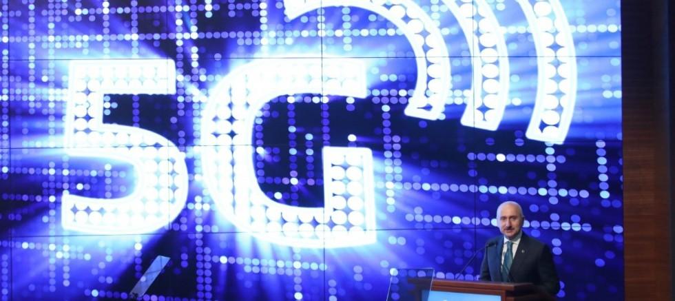 Bakan Karaismailoğlu'ndan elektronik haberleşme sektörü açıklamaları