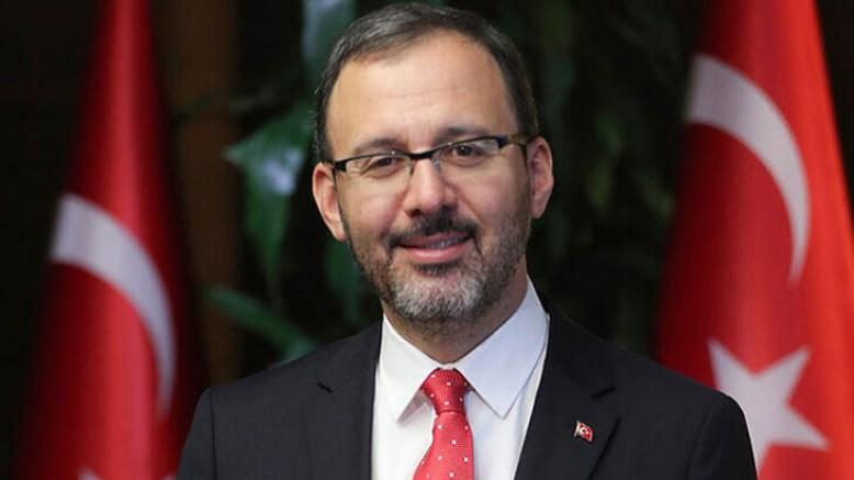 Bakan Kasapoğlu, spor federasyonlarını Hatay için destek kampanyasına çağırdı