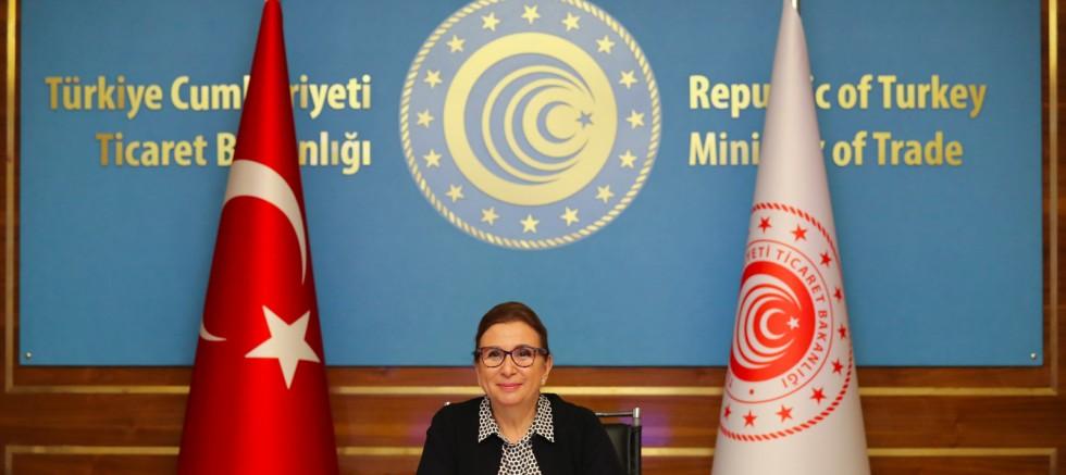 Bakan Pekcan: Türk Eximbank, reasürans iş birliği anlaşması imzaladı