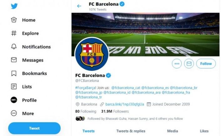 Barcelona hacklendi