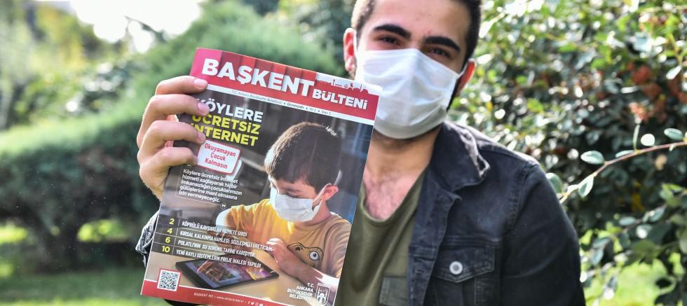 Başkent Bülteni Ankaralılarla buluştu