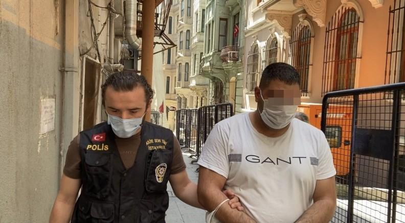 """Beyoğlu'ndaki silahlı çatışmanın şüphelisi """"Daha büyüğünü yapınca çekersin"""