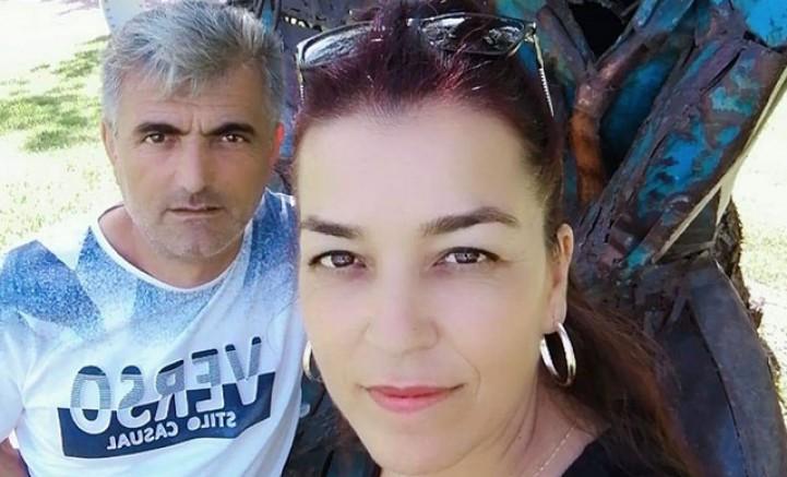 Boşanmak isteyen eşini, kızının gözü önünde öldürdü