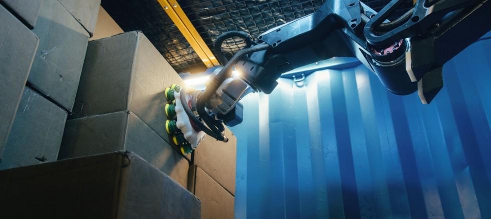 Boston Dynamics yeni robotu Stretch'i tanıttı