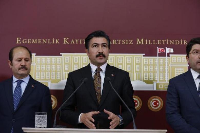 Ceza infaz düzenlemesi, Meclis Başkanlığı'na sunuldu