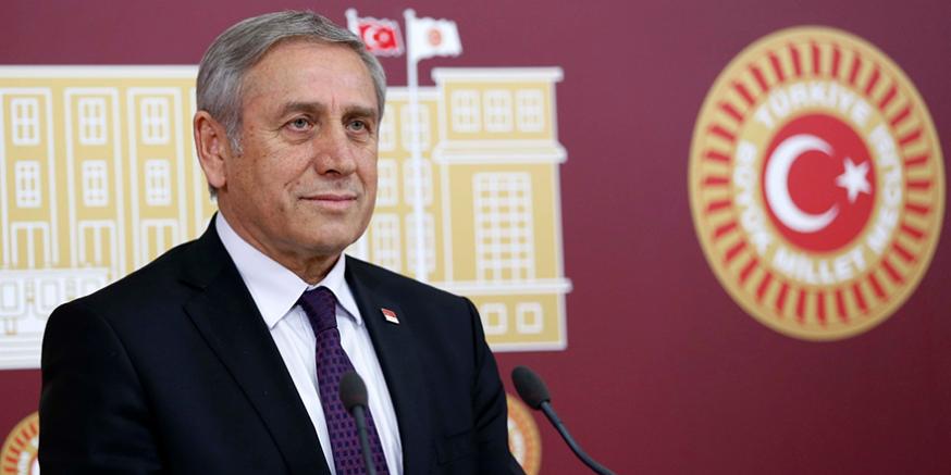 CHP'li Kaya'dan futbolcular için soru önergesi