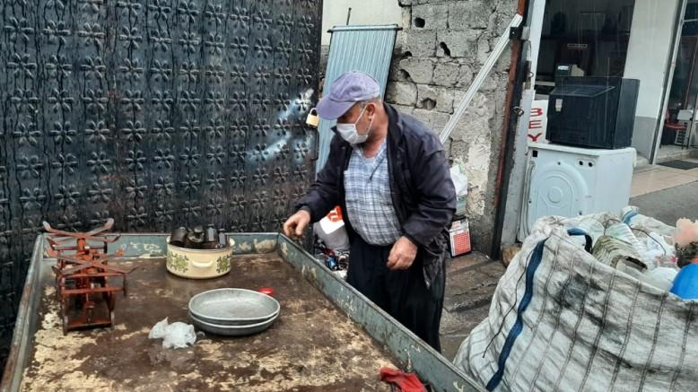 CHP'li Öztrak'a vatandaştan tepki