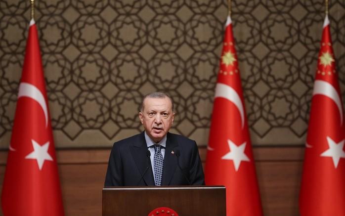 Cumhurbaşkanı Erdoğan, 'Yüksek Faize Karşıyım.' dedi.