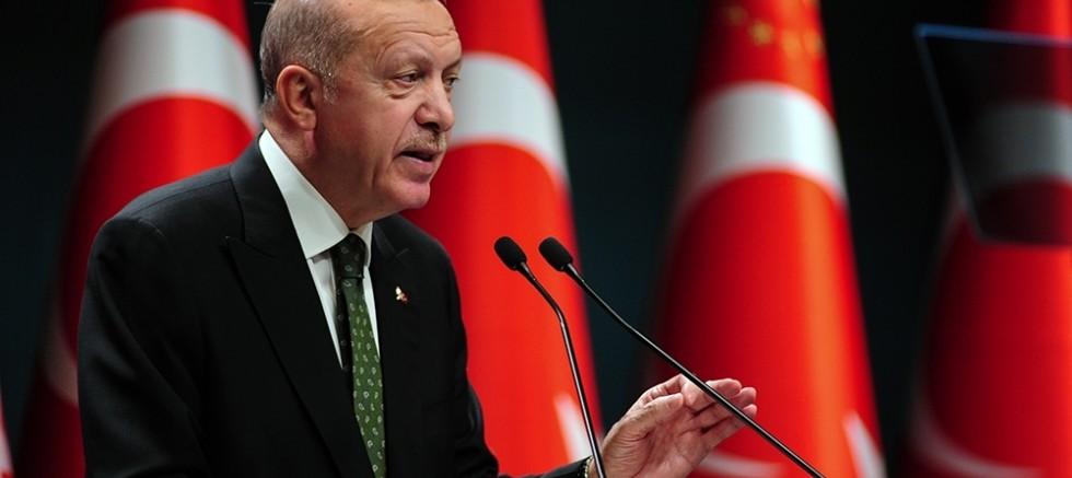 Cumhurbaşkanı Erdoğan'dan '2023 seçim' mesajı