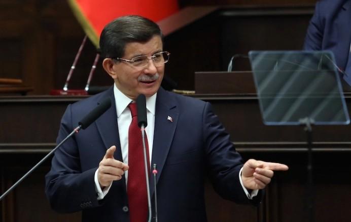 Davutoğlu'dan 'PKK' cevabı