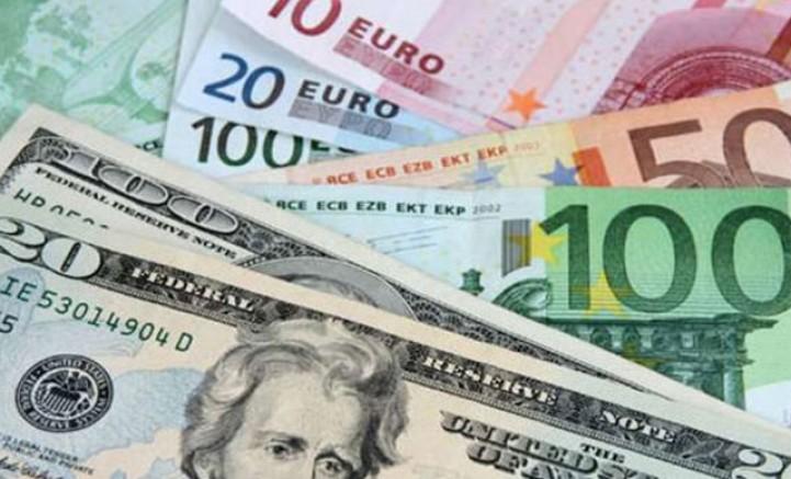 Dolar 7.94 lira, euro 9.30 lira, sterlin 10.24 lirada