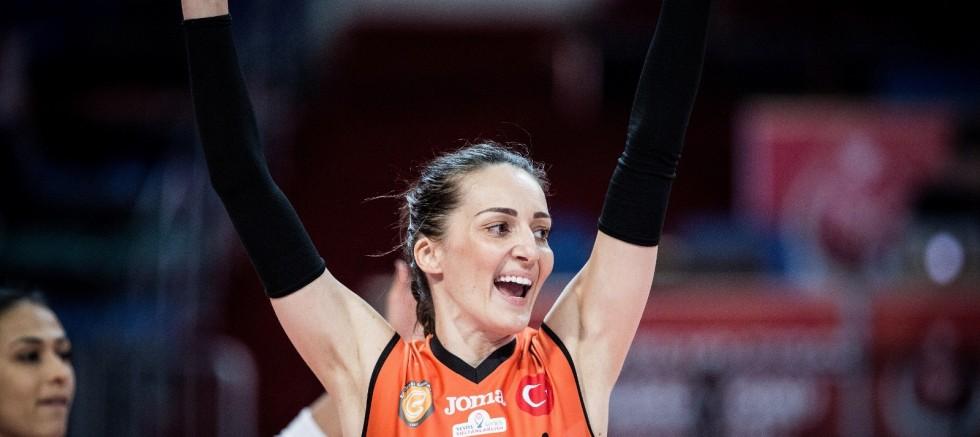 Eczacıbaşı VitrA, Maja Ognjenovic ile tekrar buluştu!