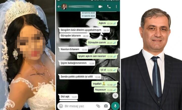 Elmalı Belediye Başkanı'na 'yasak aşk' iddiası