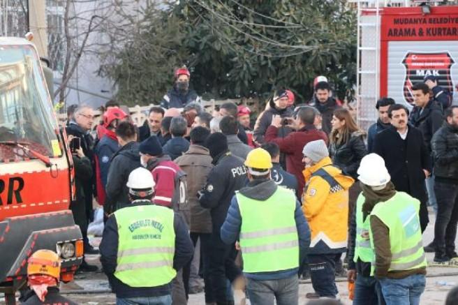 Enkazda kalan yok: 41 ölü