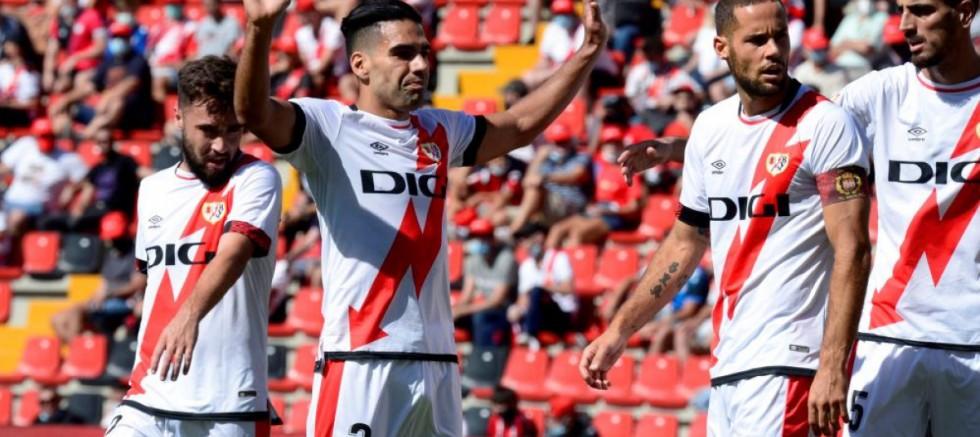 Falcao'dan İspanya'da 2. maçında 2. gol