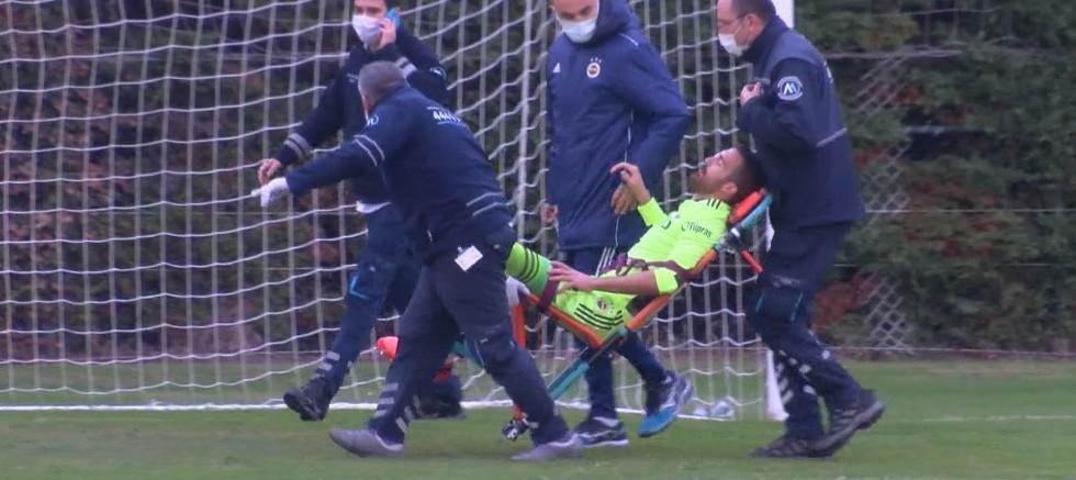 Fenerbahçe'de Harun Tekin'in sağlık durumu iyi