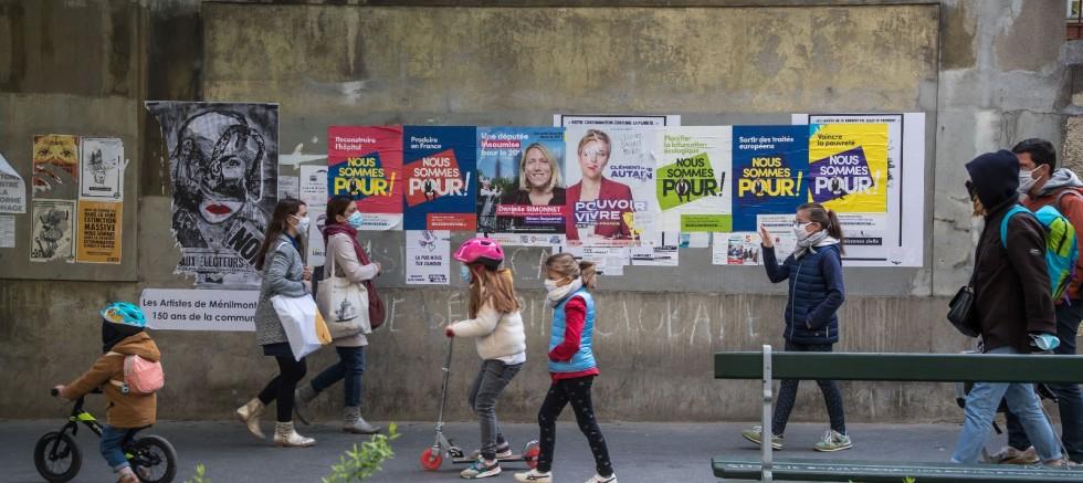 Fransa'da son 24 saatte 30 bin 317 yeni vaka