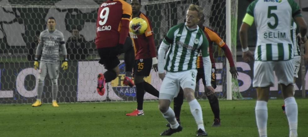 G. Saray'dan 3 gol / 3 puan