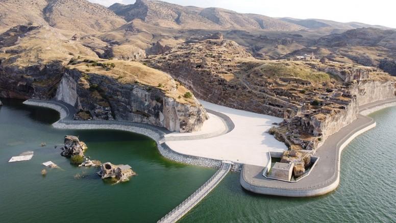 Hasankeyf'te tarih turizminin canlanması bekleniyor