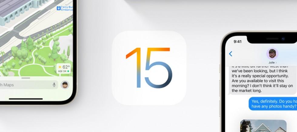 iOS 15 Ne zaman Türkiye'ye gelecek?