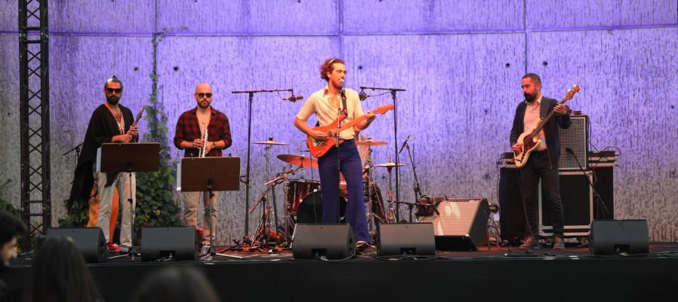 İş Sanat'ın 'Cuma İş Çıkışı' konserleri başladı