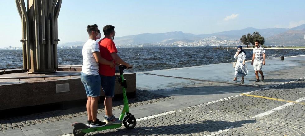 İşte elektrlikli scooter'lardaki görülmeyen risk