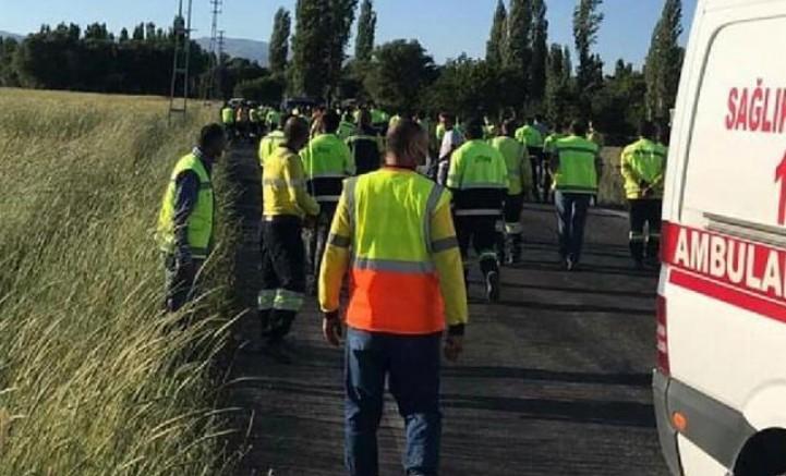 İşten çıkarılan işçi, servis aracına ateş açtı: 5 yaralı