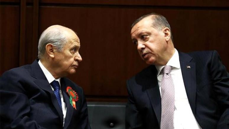 İttifak sorularına Erdoğan'dan yanıt