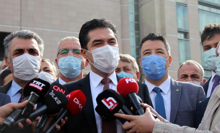 İYİ Parti'de FETÖ soruşturması