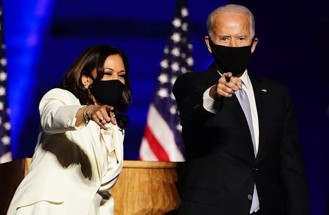 Joe Biden ve Yardımcısı Kamala Harris, Yılın İnsanı seçildi