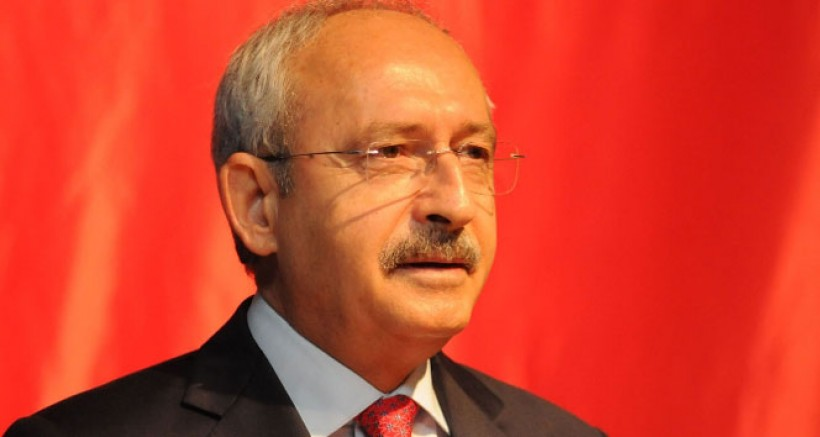 Kılıçdaroğlu ayakta alkışlandı